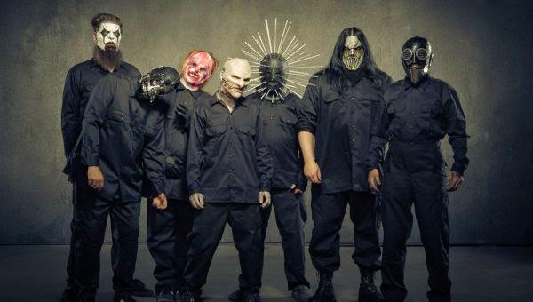 Slipknot en Lima 2016