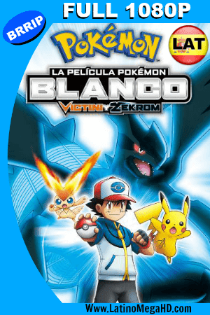 Pokemon 14: Pokémon Blanco – Victini y Zekrom (2011) Latino Full HD 1080P ()