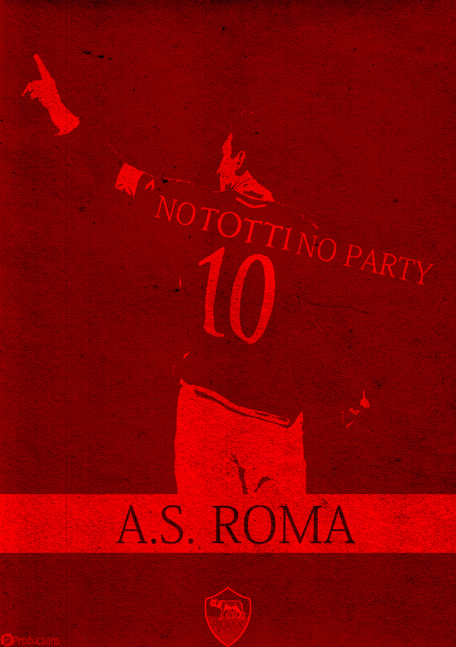 8 Productions Totti No Party