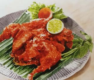 Ayam Taliwang - NMUTTY.com