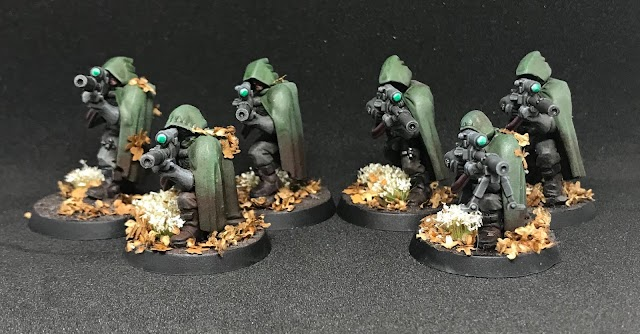 What's On Your Table: Dark Angel Scouts