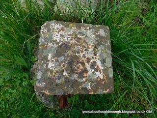 Loughborough cemetery plotmarker