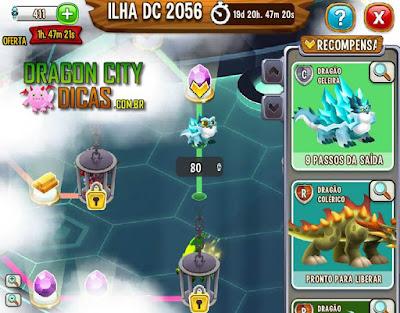 Ilha Dragon City 2056