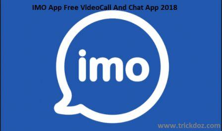IMO APP Free Download-www.trickdoz.com