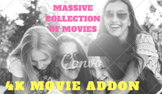 MASSIVE COLLECTION OF MOVIES THE BEST 4K MOVIE ADDON FOR KODI KRYPTON