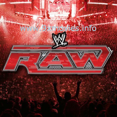 WWE Monday Night Raw 20 November 2017 HDTV 480p 500mb