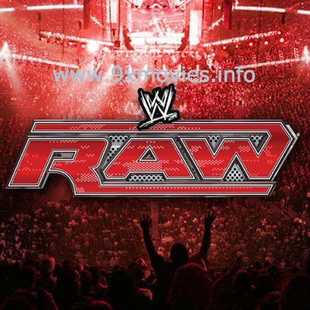 WWE Monday Night Raw 20 November 2017