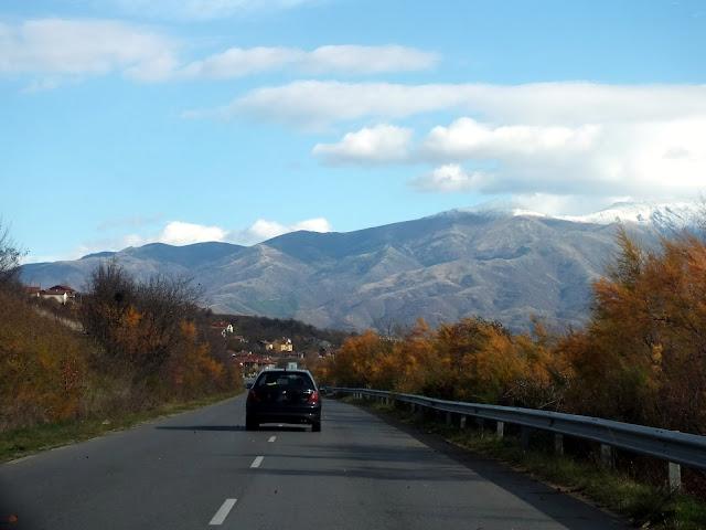 Carreteras de Bulgaria