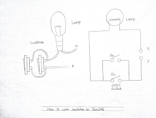 Learn Electrician: Electrical Wiring Diagrams of Switches