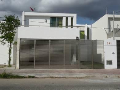 Diegoprotecciones frentes de rejas for Casa moderna ud