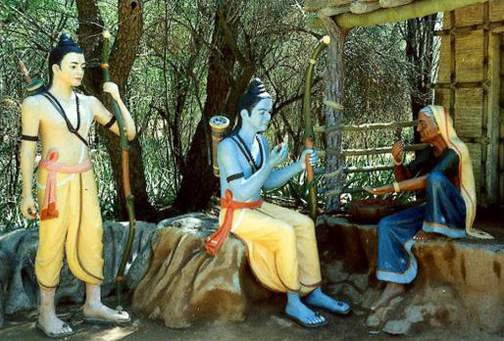 महातपस्विनी शबरी कि कहानी। Story of Shabri in hindi. - पौराणिक दुर्लभ कथाएं
