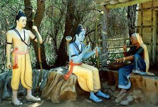 महातपस्विनी शबरी कि कहानी। Story of Shabri in hindi.