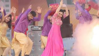 Bangladeshi Actress Purnima in Pink Dress 5