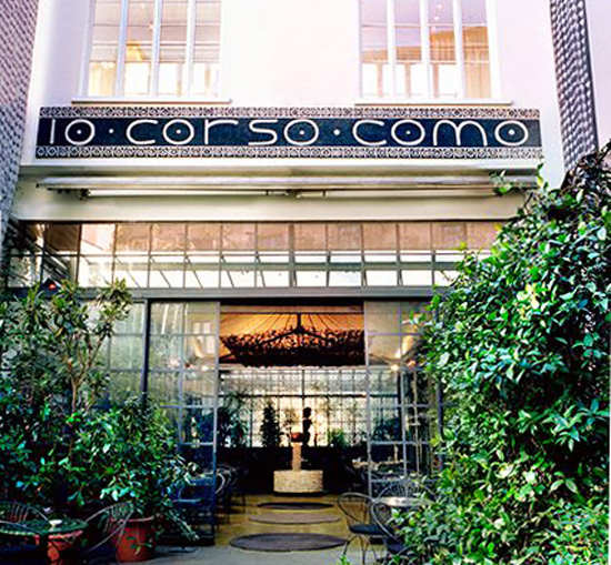 10 cosas en Milán Corso Como 10