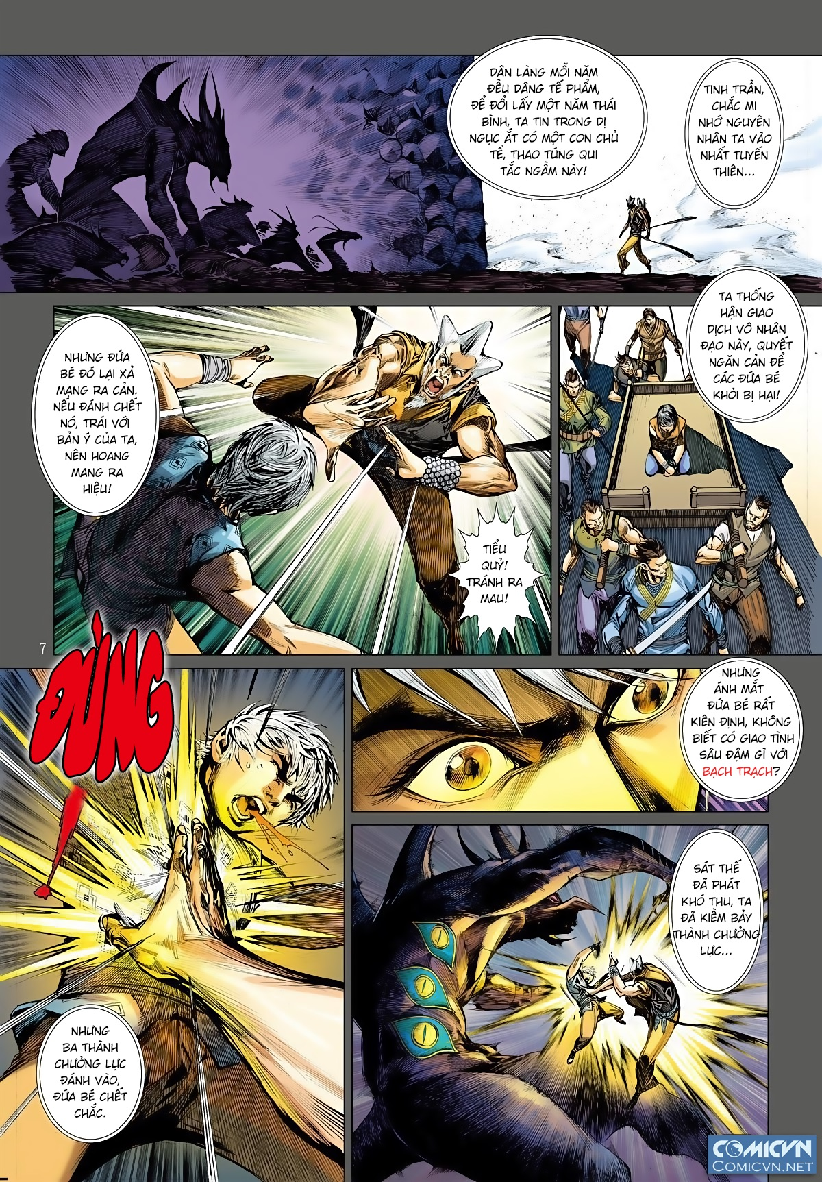 Tối Cường Khí Thiếu Chapter 16 - Trang 7
