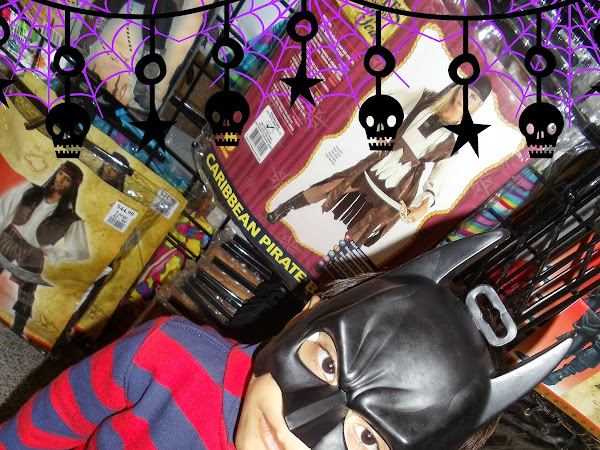 Ya esta muy cerca Halloween {2013}