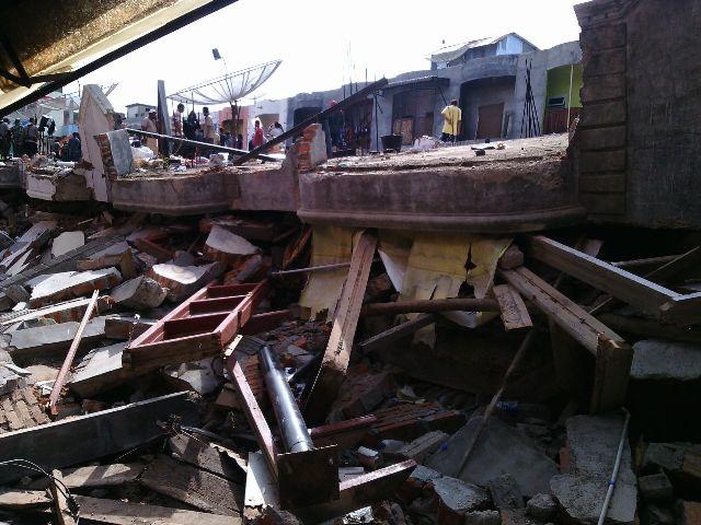 BPBD Pidie Jaya Pastikan Semua Korban Gempa  Sudah Terevakuasi.