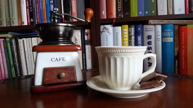 Kawy jak marzenie...