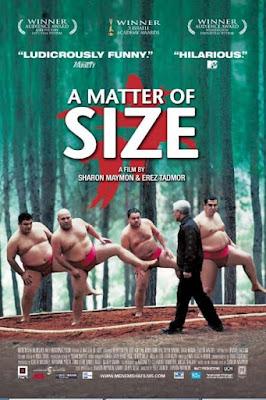 Sinopsis A Matter of Size
