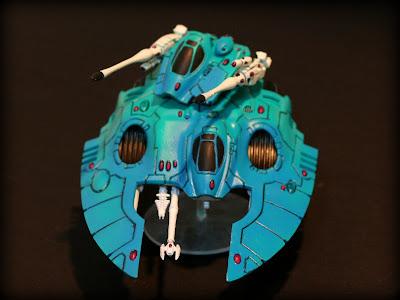 Mymeara Falcon Grav Tank