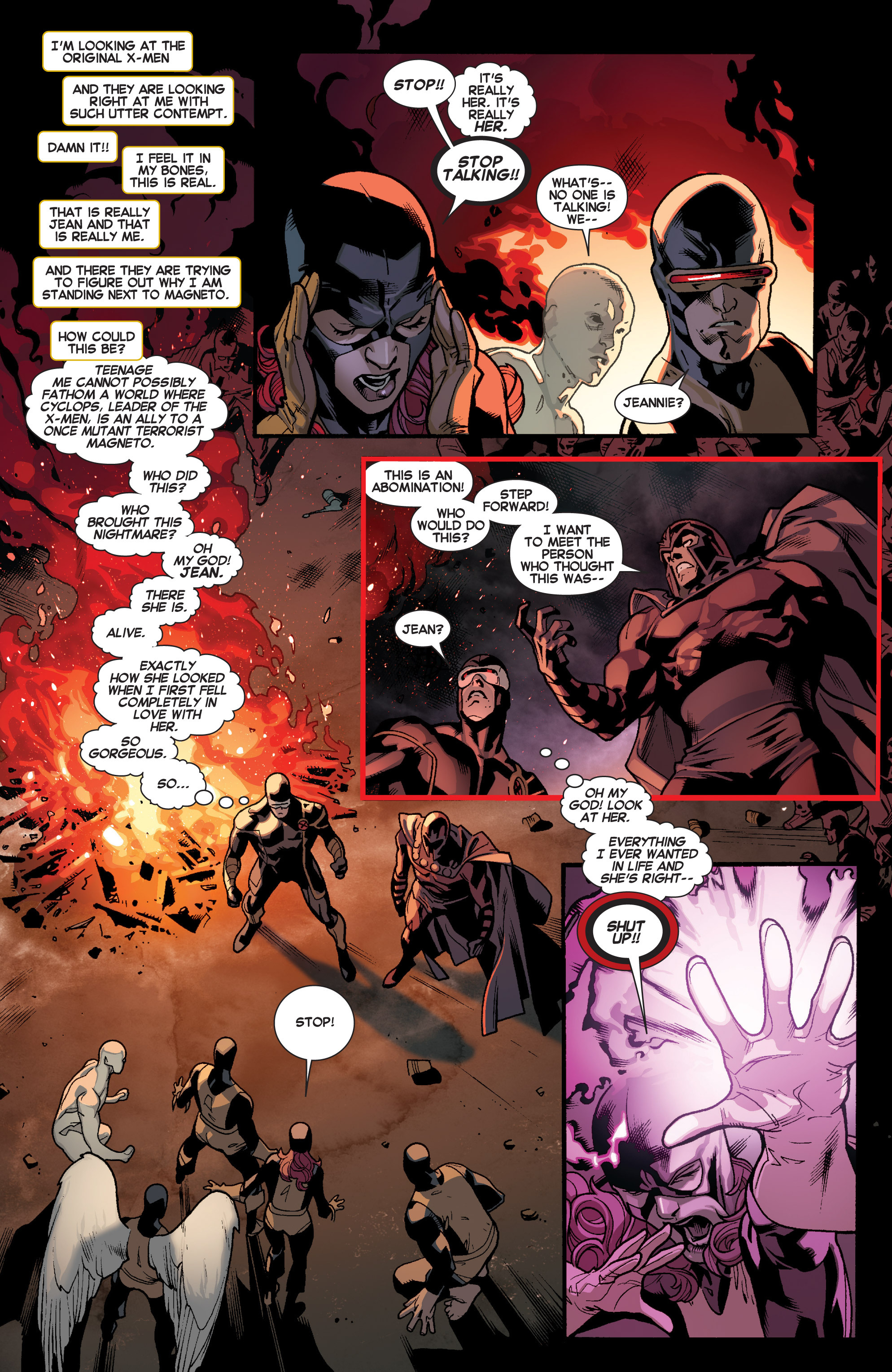 Read online All-New X-Men (2013) comic -  Issue # _Special - Yesterday's X-Men - 70