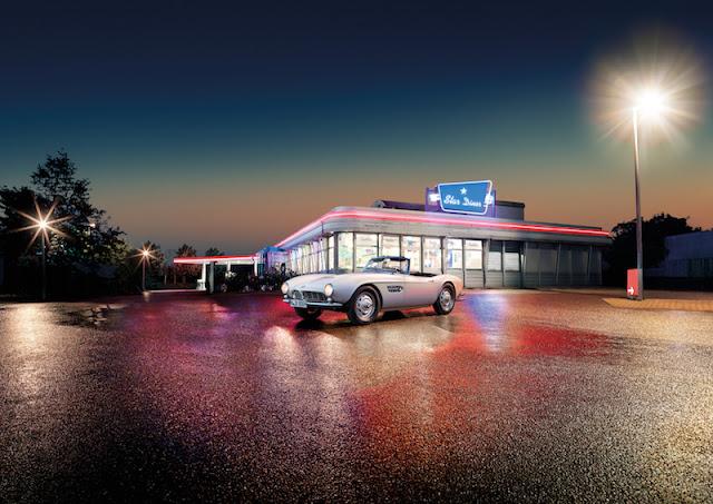 El BMW 507 de Elvis