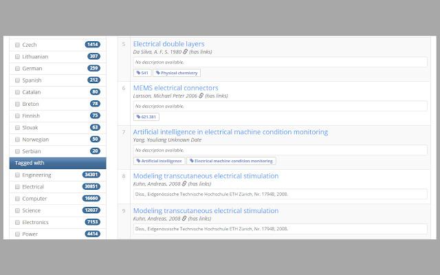 قم بالتعرّف على محرك البحث الذي يحتوي على أكثر من 4 مليون تقرير خاصة بالماجستير والدكتوراه