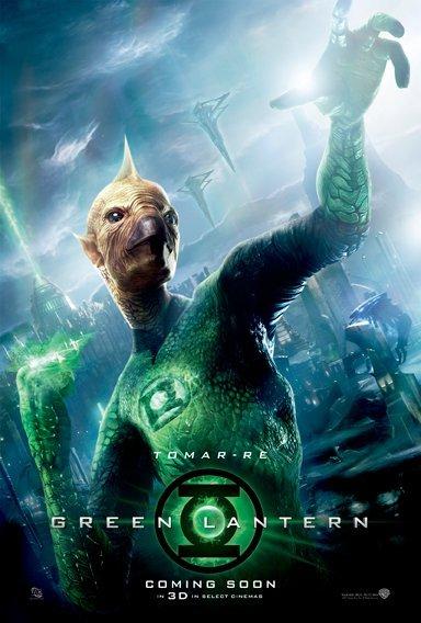 Tomar Re Green Lantern