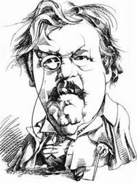 birthday chesterton father brown orthodoxy philosophy theology christian faith madness