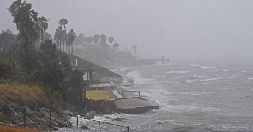 HURACÁN HARVEY: El poderoso ciclón golpea con furia costa de Texas en Estados Unidos