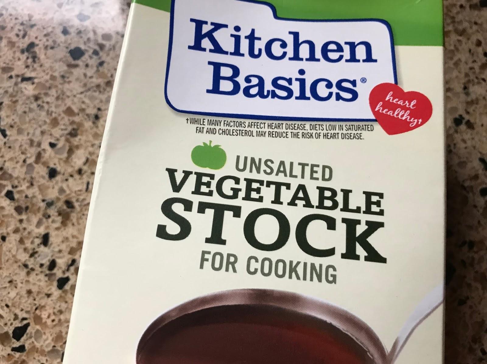 The Grilling Greek Kitchen Basics Unsalted Vegetable Stock