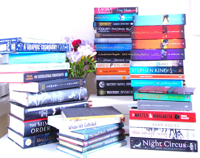 April, May + June Book Haul