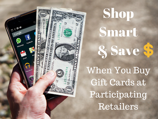 Shop Smart & Save When You Buy Visa Gift Cards at Participating Retailers! #ahold15off