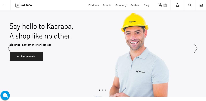 Best Online Electrical Equipment Company – Kaaraba