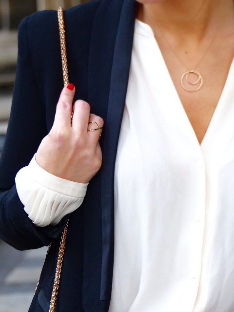 blog mode bijoux doré