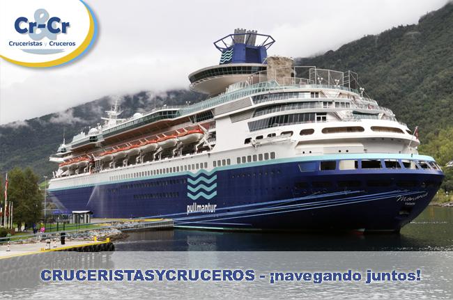 EL PRESIDENTE & CEO DE PULLMANTUR CRUCEROS VISITA LA TERMINAL DE CARTAGENA DE INDIAS