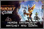 Heróis da Galáxia – Ratchet and Clank Torrent Dublado