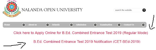 How to Apply B.ed Entrance Exam Bihar 2019 (Steps by Steps)