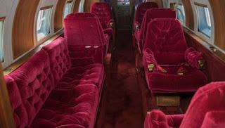 Keren..Pesawat Jet Pribadi Elvis Presley Dibeli Rp 5,7 M
