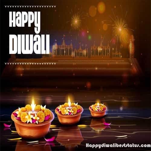 Most Beautiful HD Diwali Wallpaper