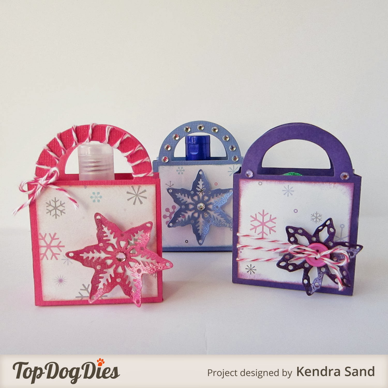 Luv 2 Scrap N' Make Cards: TDD Treat Bags