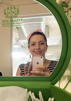 Genevieve Gil of PVS multimasking like a boss -Glow Like Tata Harper on Pura Vida Sometimes