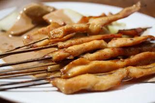 Makananan Khas Indonesia Sate ponorogo