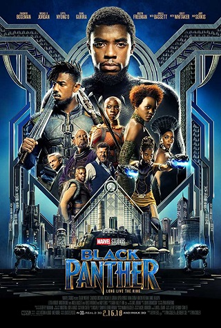 Black Panther 2018 Dual Audio Hindi 720p Download
