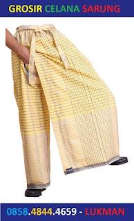 Jual Grosir Celana Sarung Tanah Abang