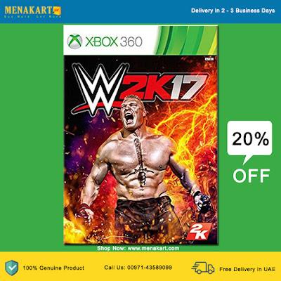WWE 2K17 - Xbox