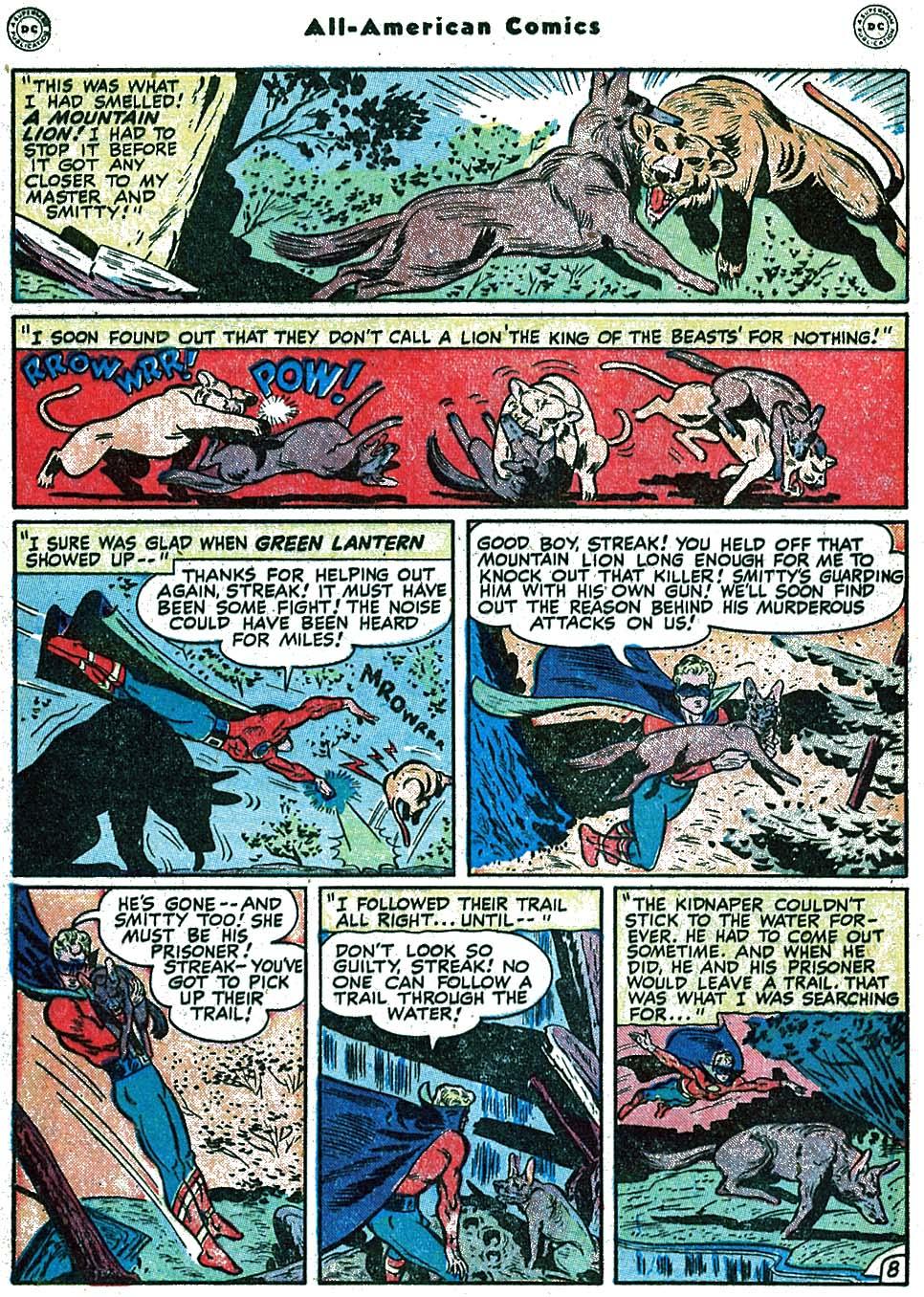 Read online All-American Comics (1939) comic -  Issue #99 - 10