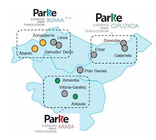 Programa de parques tecnológicos del Gobierno Vasco