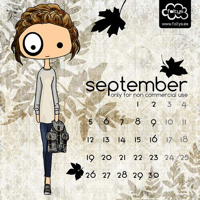 free download foltys vs september | original illustration