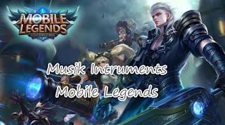 Download Musik Intruments Mobile Legends Mp3 Game Android Paling Ngetop,Game Android, Mobile Legends, Game Moba, Musik Instruments,